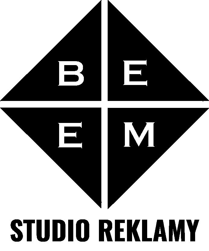 Studio Reklamy BeeM – Oklejanie samochodów | Reklama Wielkoformatowa | Agencja Reklamy Logo