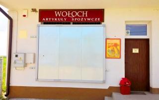 Tablica billboardowa wisząca - Zagorzyce