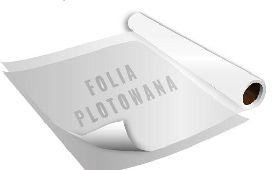 Folia szroniona - plotowanie to jedna z możliwości wykończenia tej folii