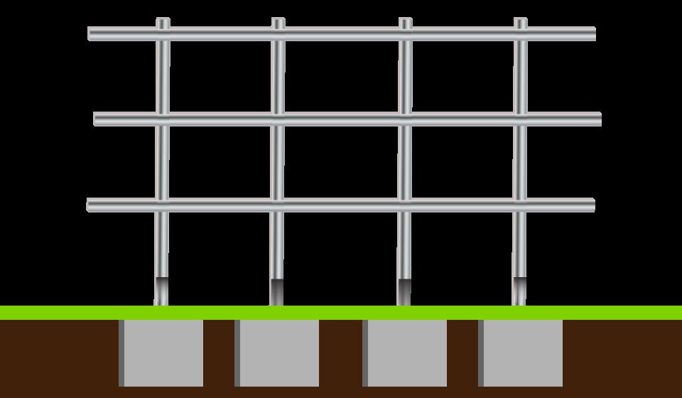 Schemat montażu tablic billboardowych