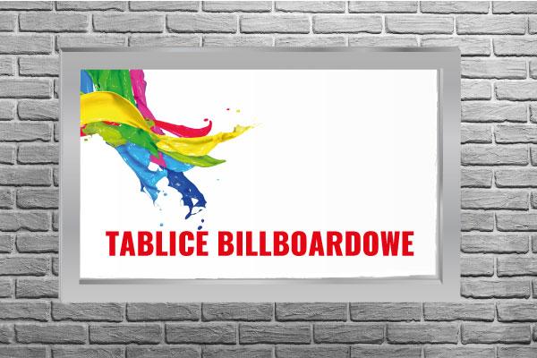 Tablice Billboardowe - Kliknij aby dowiedzieć się więcej